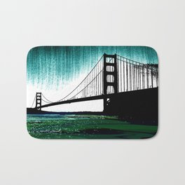 Blacken Gate-San Francisco Bath Mat