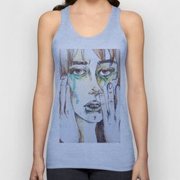 Mournings Unisex Tank Top