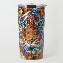 The Sumatran Tiger Travel Mug