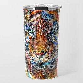 The Sumatran Tiger Travel Mug