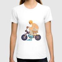 honda T-shirts featuring #2 HONDA Z50 by Brownjames Prints