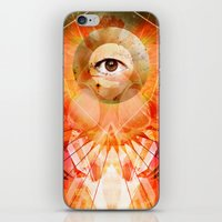 madonna iPhone & iPod Skins featuring Madonna by Matt Bryson