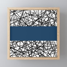 lud Framed Mini Art Print