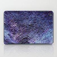 underwater iPad Cases featuring underwater  by Bunny Noir