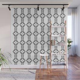 Harpy pattern Wall Mural