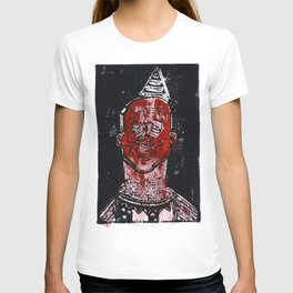 Lanny the Blood Soaked Clown T-shirt