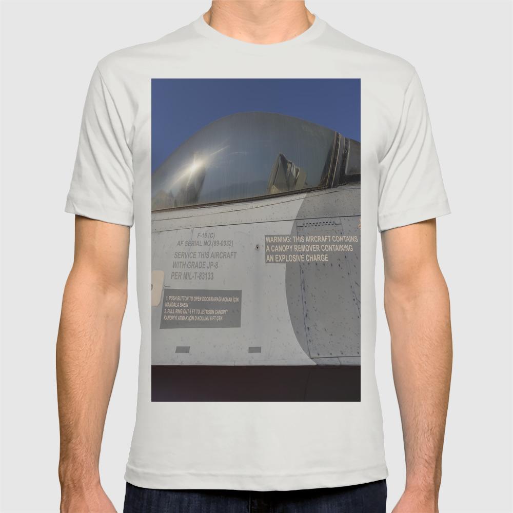 General Dynamics F-16 Fighter T-shirt