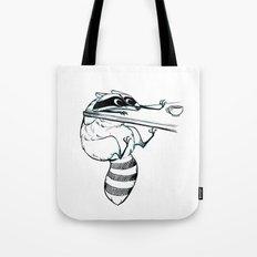 Coffee Thief Tote Bag