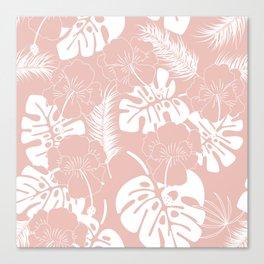 Tropical pattern 020 Canvas Print