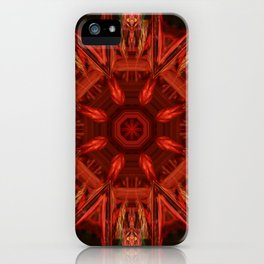 Mandala Inka iPhone Case