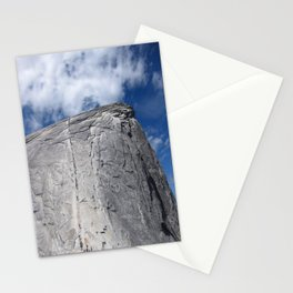 Half Dome Climbers Stationery Cards