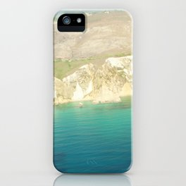 view from air iPhone Case