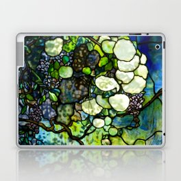 Louis Comfort Tiffany - Decorative stained glass 7. Laptop & iPad Skin