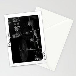 Birds in the Boneyard Print Six: Focused Teo Stationery Cards