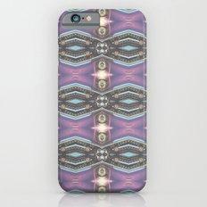Lavender Chrome Slim Case iPhone 6s