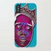 notorious iPhone & iPod Cases featuring Notorious  by illuzion