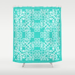 "CA Fantasy ""For Tiffany"" series #8 Shower Curtain"