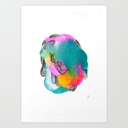 the fetishized object Art Print