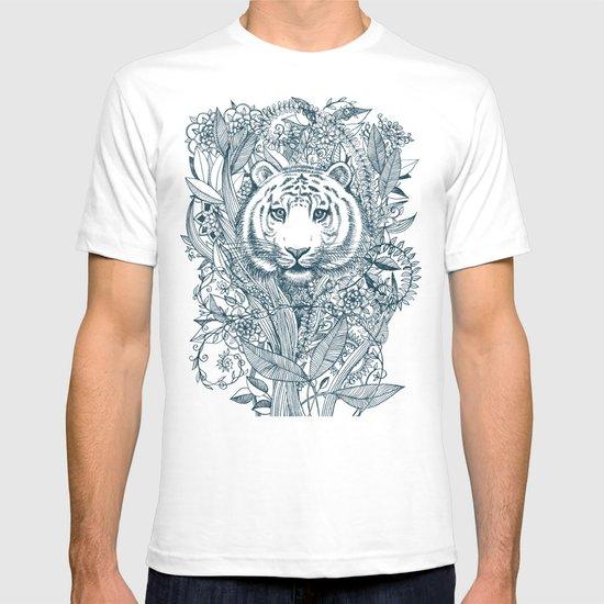 Tiger Tangle T-shirt
