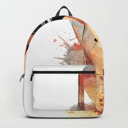 Shibari - Japanese BDSM Art Painting #5 Backpack