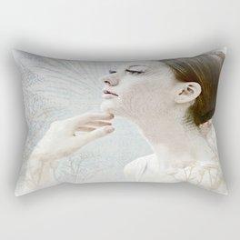 The Timeless Feminine Rectangular Pillow