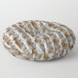 Bread of affliction Floor Pillow