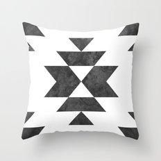 AZTEC II Throw Pillow