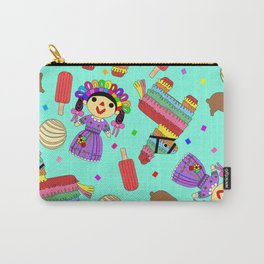 Viva Fiesta Carry-All Pouch