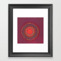 Dotto 3 Framed Art Print