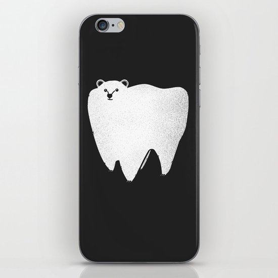 Molar Bear iPhone & iPod Skin