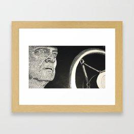 The King's Speech Framed Art Print