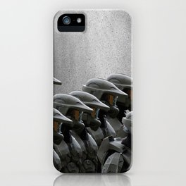 The Halo Army iPhone Case