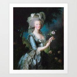Marie-Antoinette Kunstdrucke