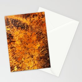 autumnal reflections Stationery Cards