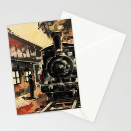 Dickens 1 Stationery Cards