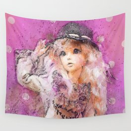 The Doll Wall Tapestry