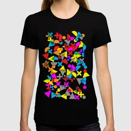 Shape Jumble 0001 T-shirt