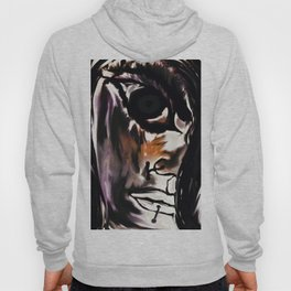 The angry young lady Hoody