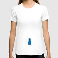 the who T-shirts featuring Who? by thom2maro