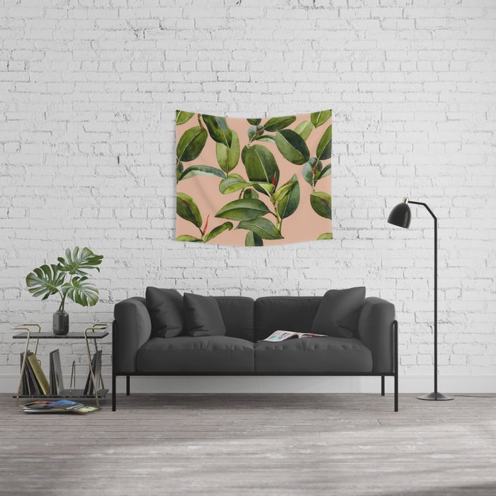 Botanical Collection 01 Wall Tapestry