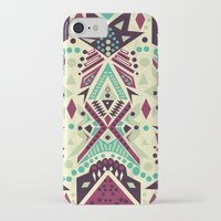 tribal iPhone & iPod Cases featuring Tribal by Kakel