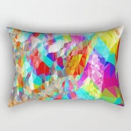 Clever Tiger Geometric 2 Rectangular Pillow