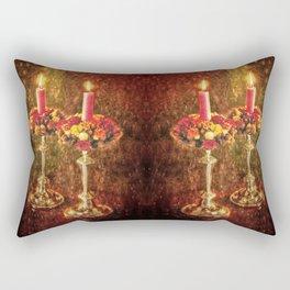 Christmas for two Rectangular Pillow