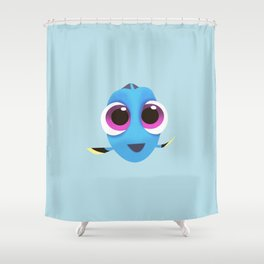 Finding Dory Shower Curtain