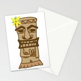 Hippie Island Tiki Dude Stationery Cards