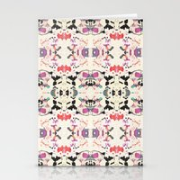 rorschach Stationery Cards featuring Rorschach by Zephyr