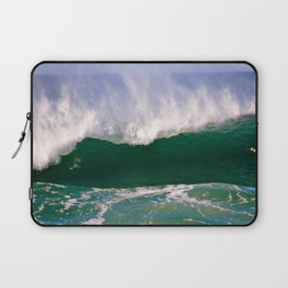 Windy Wave Laptop Sleeve