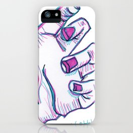 mellon collie and the infinite saddness iPhone Case
