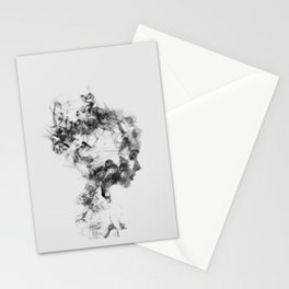 Dissolve Me Stationery Cards