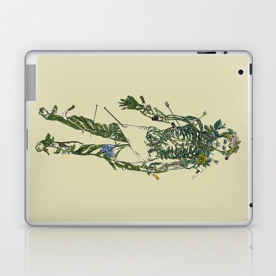 Wound Man Laptop & iPad Skin